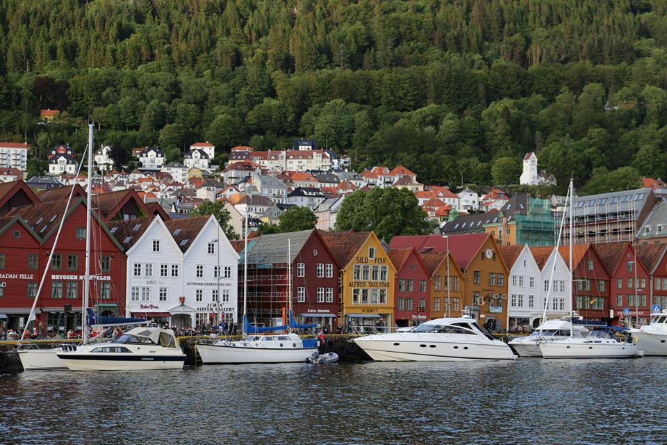 Аренда яхты в Норвегии